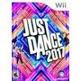 Just Dance 2017 Wii Nuevo Físico Sellado. En Colegiales