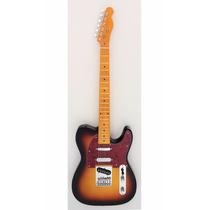 Guitarra Custom Telecaster Sss Sunburst Classic Maple 008