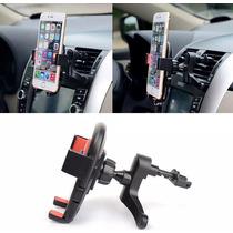 Soporte Para Teléfono Móvil Auto 360 Grados Negro Nuevo