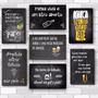 Placas Decorativas Mdf - Frases Engraçadas De Boteco - Bar