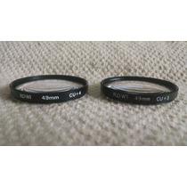 Filtros Para Lentes 49mm Rowi Close Up +3 Y +4