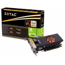 Placa De Video Zotac Geforce Gt 740 Lp 1gb Ddr5 128bits - Z
