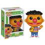 Funko Pop Ernie Plaza Sesamo Enrique Sesame Street Muppets
