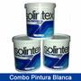Pintura Blanca Solintex 105 Y 505 / Combo