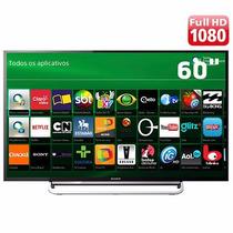 Smart Tv Led 60 Full Hd Sony Kdl-60w605b (mostruário S/ Pé)