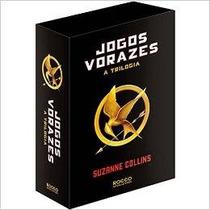 Box Trilogia Jogos Vorazes 3 Livros Coleção Lacrada