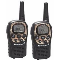 Radios Midland Lxt 535 22 Canales 24 Millas De Alcance