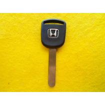 Llave Con Chip Honda Accord 06-08 Y Fit 07-08 Envio Gratis