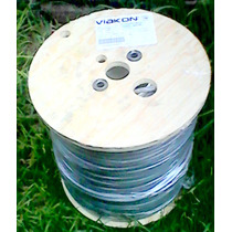 Bobina De 305 Mts Cable Coaxial Rg6 Viakon