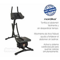 Ejercitado Abdominal Coaster Ab Sixpack Pro Nordika Original