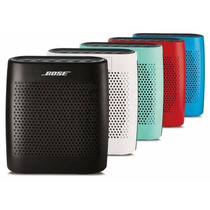 Bose Soundlink Colors Bluetooth Speaker Caixa Som Portátil