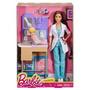Barbie Doctora 2 Modelos Dentista Radiologa Nueva