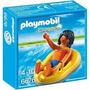 Retromex Playmobil 6676 Bote De Rafting Parque Acuatico