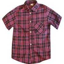 Camisa De Cuadros Tallas S, M, L...