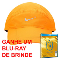Boné Nike Dri-fit Spiros + Brinde Exclusivo