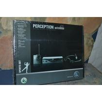 Microfono Akg Inalambrico De Cintillo 45 Sport Set