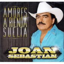 Amores A Rienda Suelta / Joan Sebastian / Cd 20 Canciones
