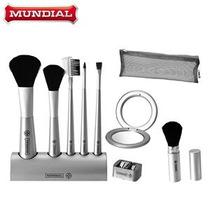 Kit Para Maquiagem 10 Peças - Mundial - Kbc 001