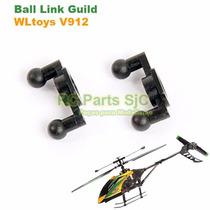 Ball Link Accessories Peça Reposição Helicoptero V912 Wltoys