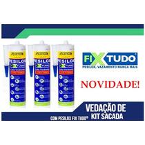 Cola Pesilox Fixtudo Branco