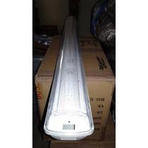 Lampara A Prueba De Vapor Estanka Para 2x18w Led 120cm
