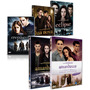 Box Dvd Coleção A Saga Crepúsculo - 5 Dvds Novo Original