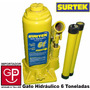 Gato Botella Hidráulico 6 Toneladas Surtek