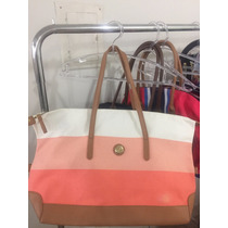 Bolsa Tommy Hilfiger Canvas Original Pronta Entrega