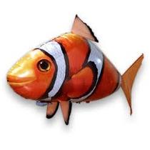 Tubarao Nemo Peixe Voador - Air Swimmers