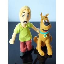 Salsicha E Scooby Doo Mc Donalds Pelucia Hanna Barbera