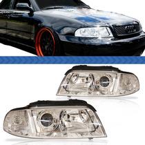 Farol Audi A4 2001 2000 01 00 Serve 99 98 97 96 95 1999 A 95