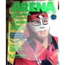 Revista Arena De Lucha Libre # 1 Unica En El Mercado!1992