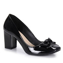Sapato Salto Feminino Dariely - Preto