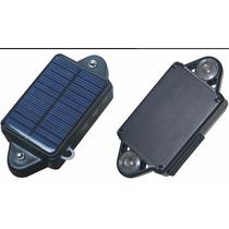 Rastreador Gps Tracker Con Panel Solar Recargable.