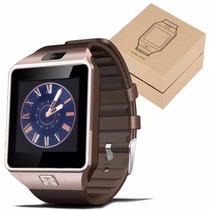 Reloj Celular Smartwatch C/tarjeta Sim-sd Android Y Apple