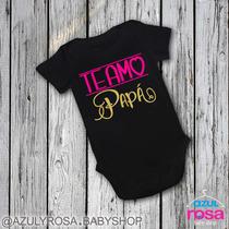 Body Bebé Personalizado Con Nombre, Frases Y/o Motivos