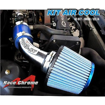 Kit Filtro De Ar Air Cool Para Corsa, Celta, Astra, Agile