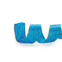 Fita Com Estampa Zebra Azul C/ 3 Unidades: 1552282 Único