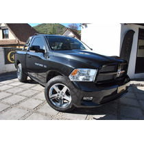 Dodge New Ram 4x4 5.7 Automatico 2011 Cuero Bluetooth Nueva