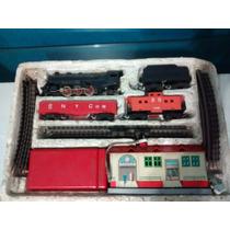 Trem Elétrico Antigo Made In Japan (brinquedo Antigo)