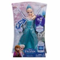 Frozen Elsa Canciones Mágicas 32 Cm Original Disney