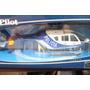 Helicoptero Eurocopter Ec135 Policia Sky Pilot Escala 1:43