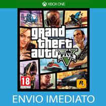Gta V - Xbox One - Envio Imediato! Português Br