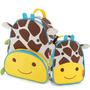 Mochila E Lancheira Girafa Zoo Skip Hop - Original