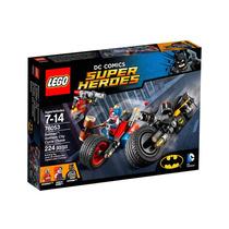 Lego Batman Perseguição Motocicleta 76053