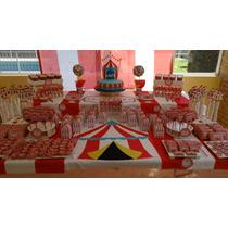 Candy Bar Personalizado Para 40 Chicos