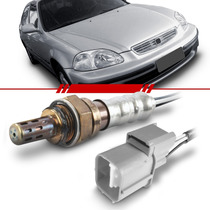 Sonda Lambda Honda Civic 01 99 98 97 96 95 94 4 Fios Accord
