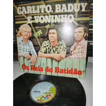 Carlito Baduy E Voninho Os Reis Do Batidaõ Vol Lp Raro 1977