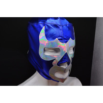 Mascara Lucha Libre Blue Demon