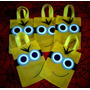 Sacola/sacolinha Personalizada Infantil Minions 10 Uni